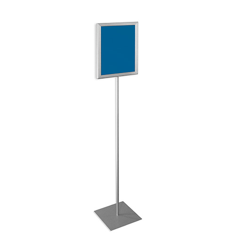 Steel-Lollipop-Stand-(Slide-In-Frame)