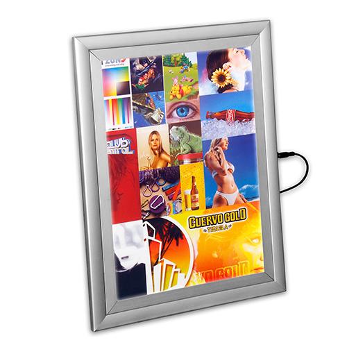 Clip-Frame-A3-Illuminated