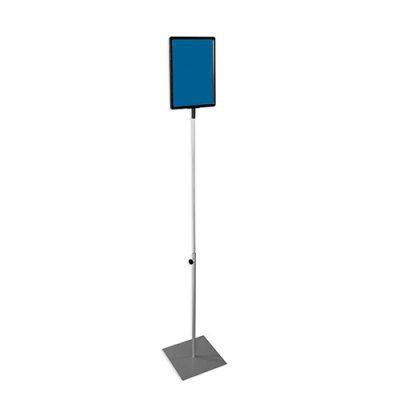 Slim-Steel-Lollipop-Stand-(Adjustable-Height)